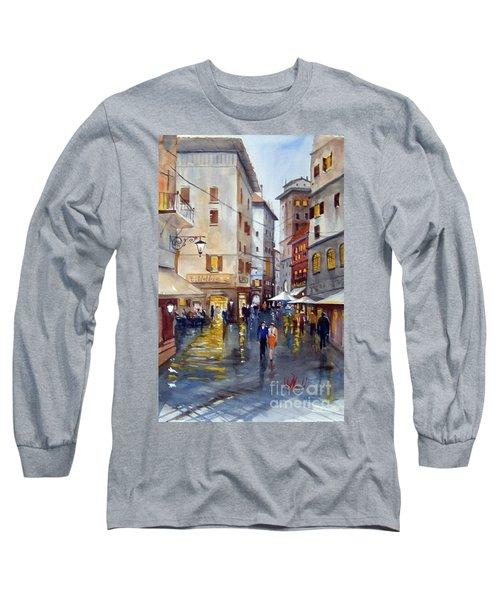 Baffettos Rome Long Sleeve T-Shirt