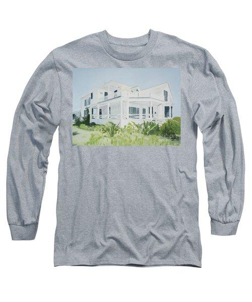 Bahamian House, 2004 Long Sleeve T-Shirt
