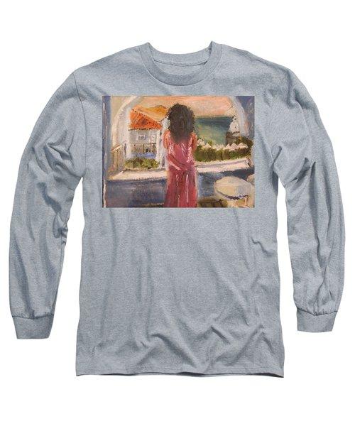 Balcony View Long Sleeve T-Shirt