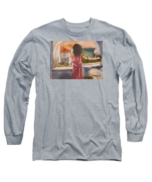 Balcony View Long Sleeve T-Shirt