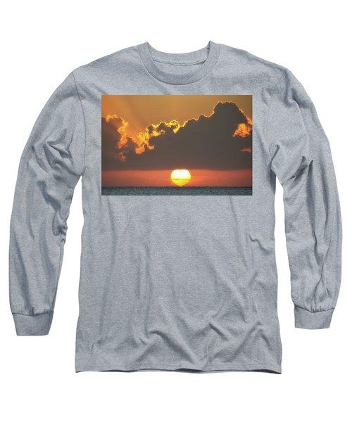 Ball Of Fire Long Sleeve T-Shirt