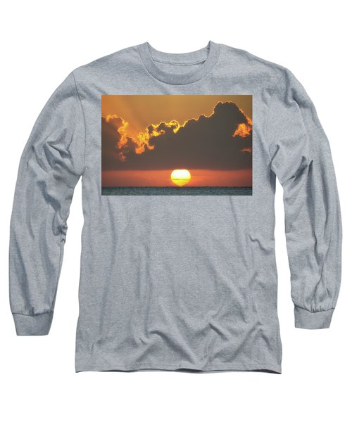 Ball Of Fire Long Sleeve T-Shirt