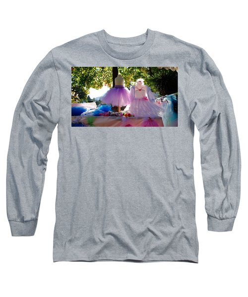 Ballerina Dresses Long Sleeve T-Shirt