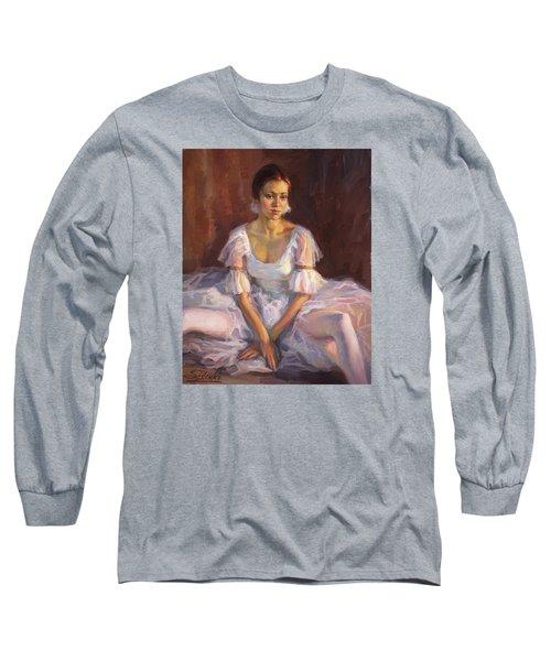 Ballerina's Daydream Long Sleeve T-Shirt