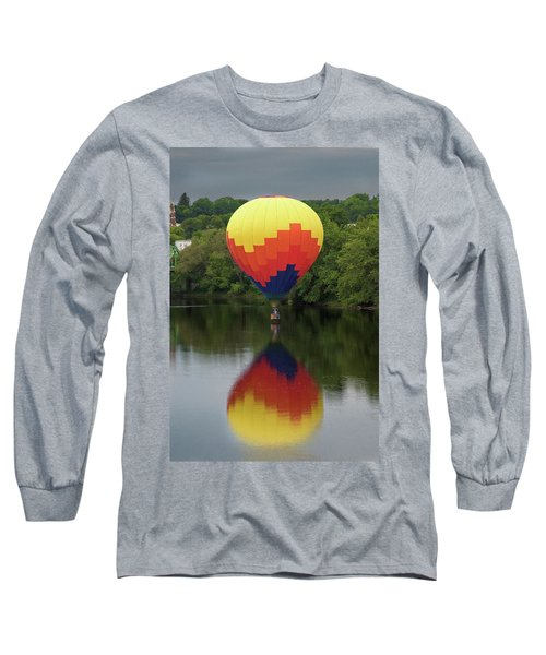 Balloon Reflections Long Sleeve T-Shirt