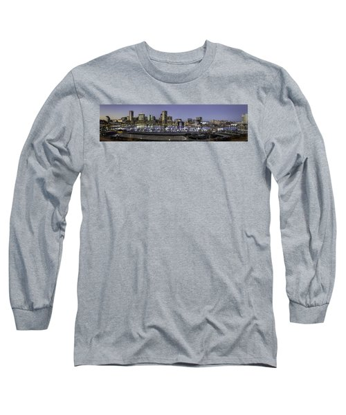 Baltimore Inner Long Sleeve T-Shirt