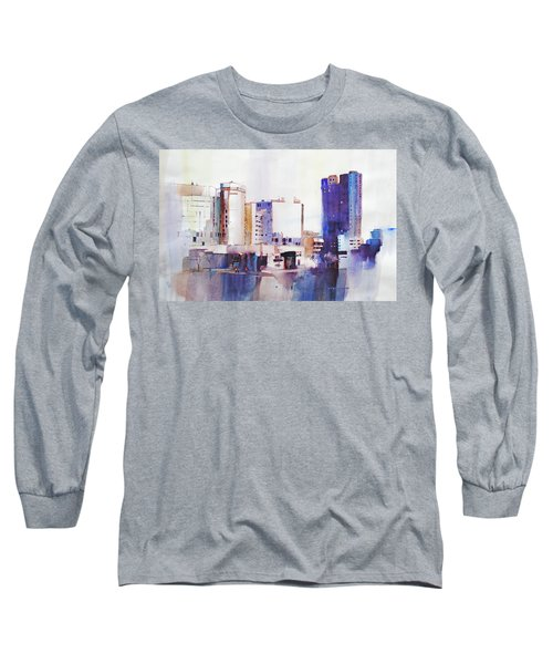 Baltimore Plaza Long Sleeve T-Shirt