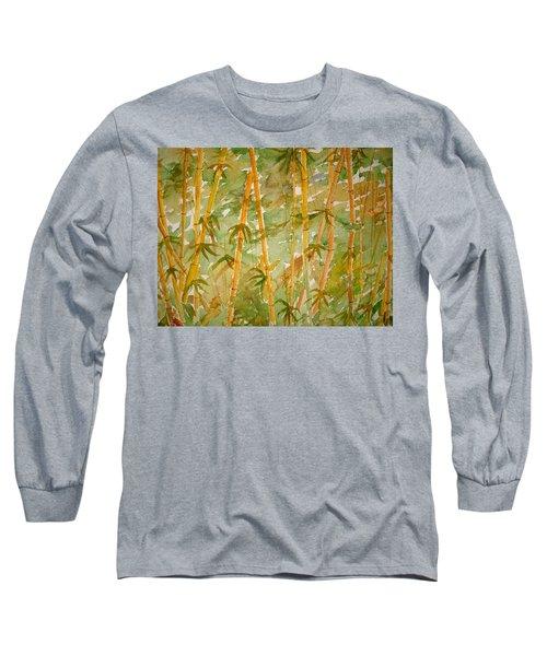 Bamboo Jungle Long Sleeve T-Shirt