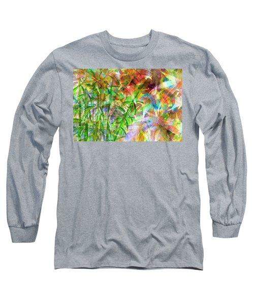 Bamboo Paradise Long Sleeve T-Shirt
