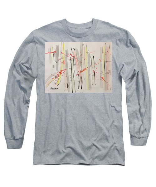 Bamboo2 Long Sleeve T-Shirt