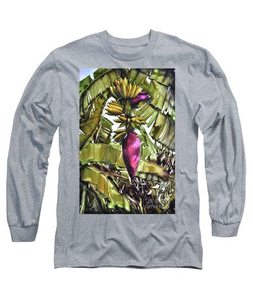 Banana Tree No.2 Long Sleeve T-Shirt