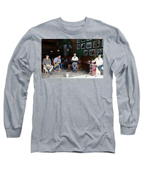 Band On Calle Ocho Long Sleeve T-Shirt