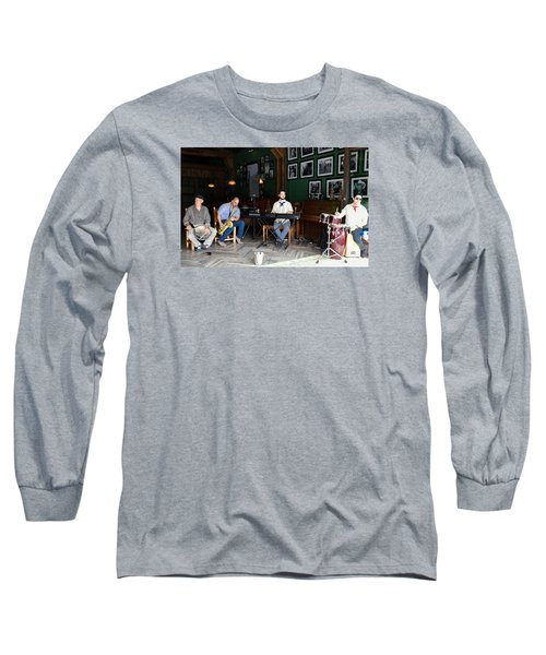 Band On Calle Ocho Long Sleeve T-Shirt