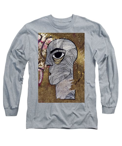 Bandage Man Long Sleeve T-Shirt