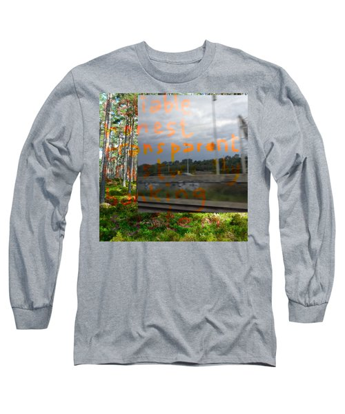 Banking Long Sleeve T-Shirt