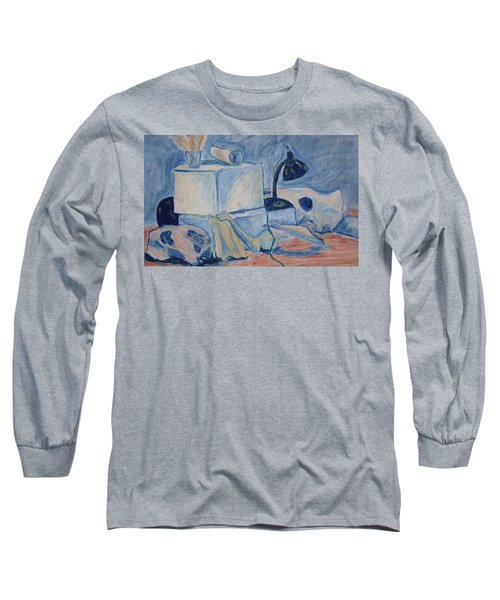 Bare Bones Long Sleeve T-Shirt