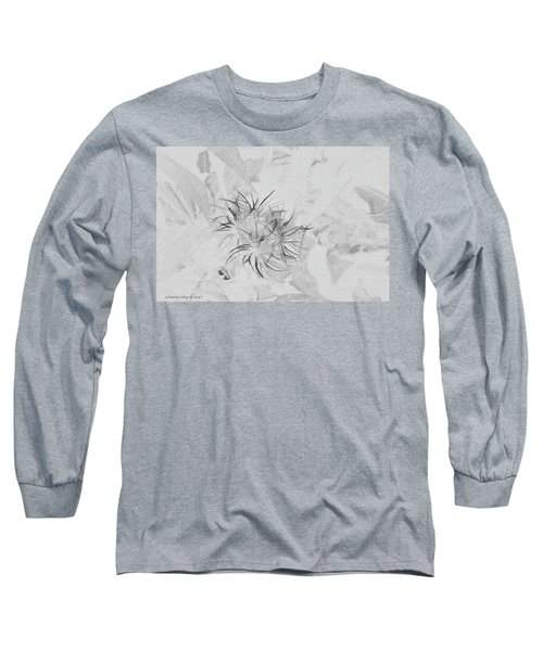 Barely There Long Sleeve T-Shirt