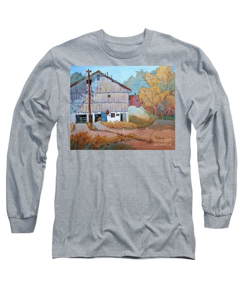 Barn Door Whimsy Long Sleeve T-Shirt