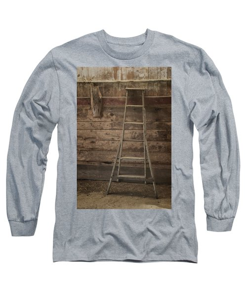 Barn Ladder Long Sleeve T-Shirt