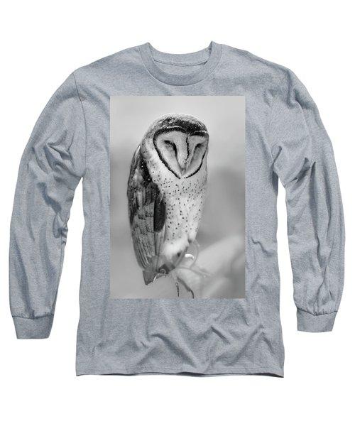 Barn Owl II Long Sleeve T-Shirt