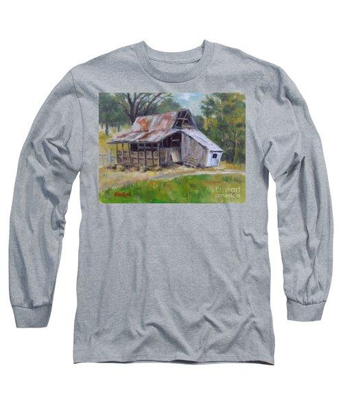 Barn Shack Long Sleeve T-Shirt