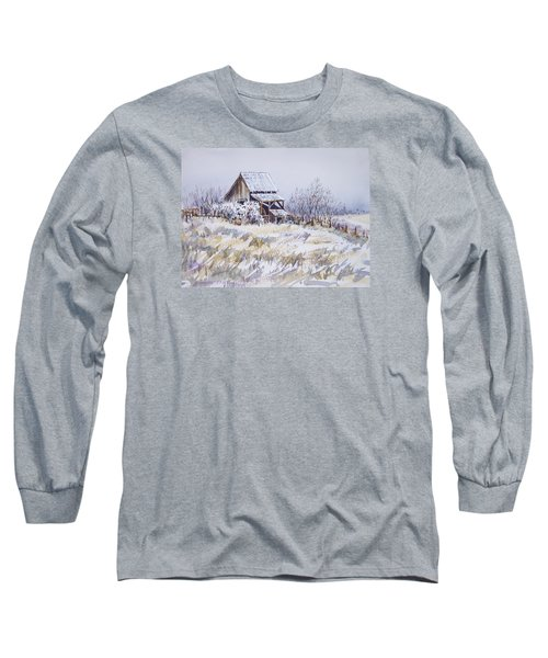 Barn Windmill Road Long Sleeve T-Shirt