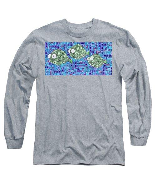 Barnacle Fish Long Sleeve T-Shirt