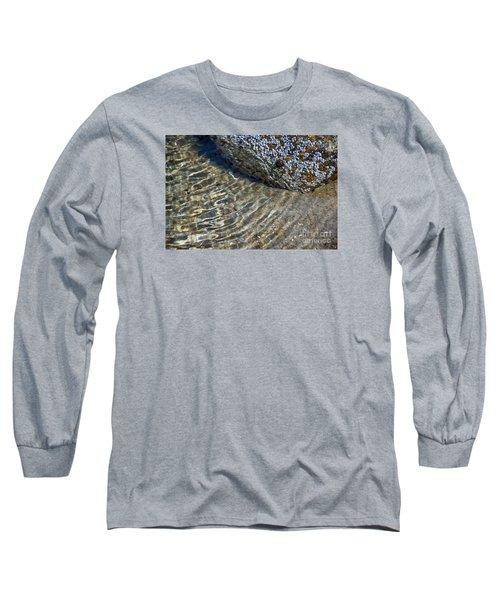 Barnacles And Reflection Long Sleeve T-Shirt
