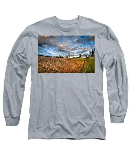 Barns And Cotton Long Sleeve T-Shirt