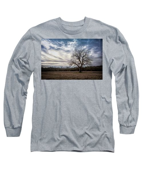 Baron Tree Of Winter Long Sleeve T-Shirt