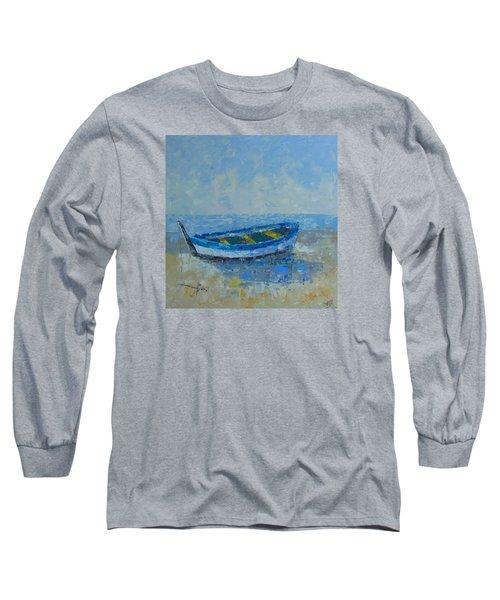 Barque Provencal Long Sleeve T-Shirt