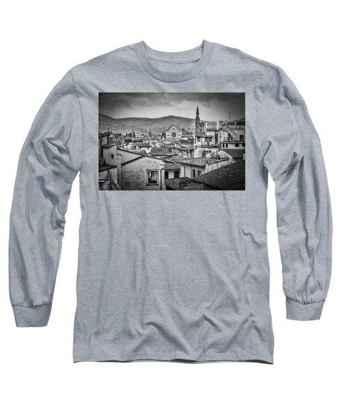 Basilica Di Santa Croce Long Sleeve T-Shirt