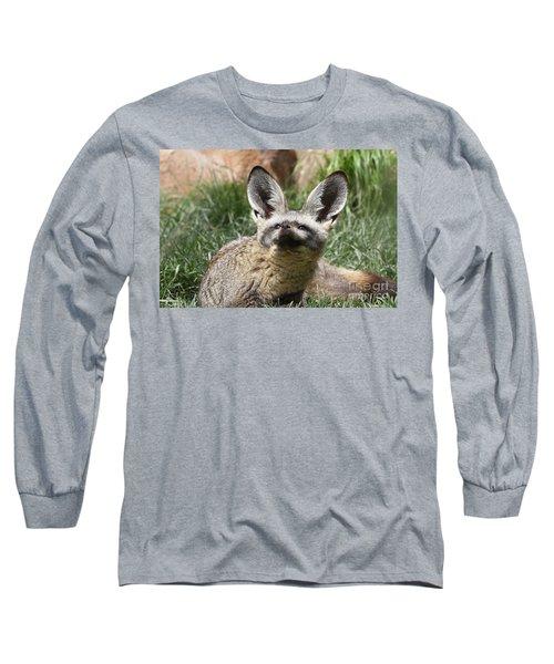 Bat-eared Fox Long Sleeve T-Shirt