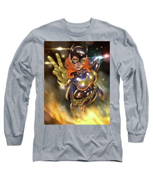 Batgirl Long Sleeve T-Shirt