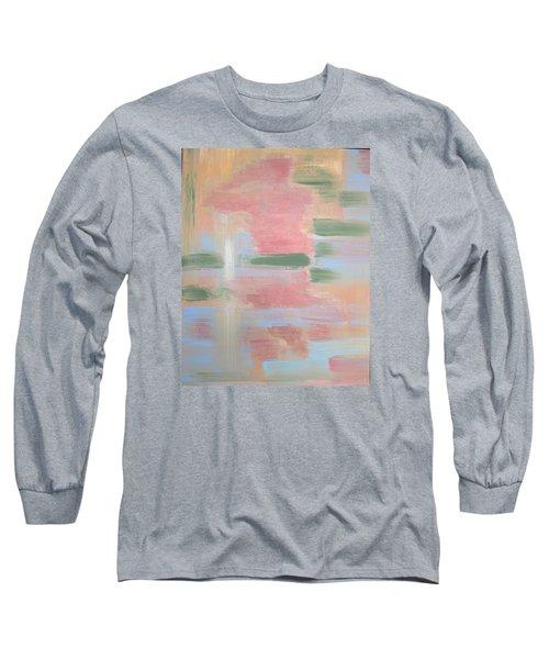 Bather Long Sleeve T-Shirt by Tamara Savchenko