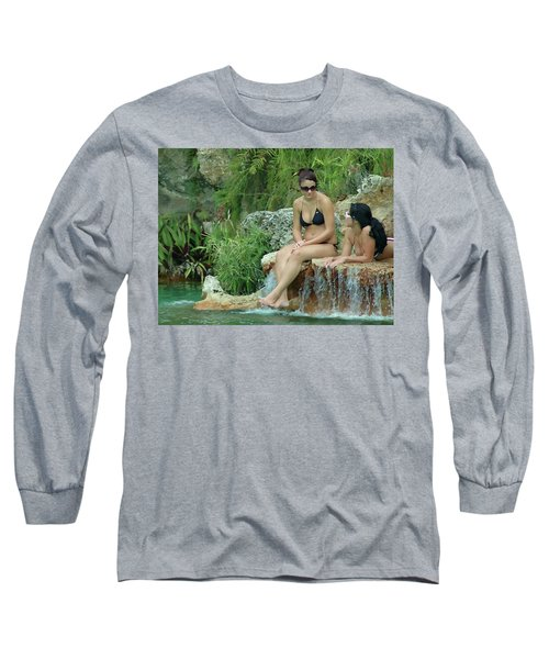 Bathing Beauties Long Sleeve T-Shirt