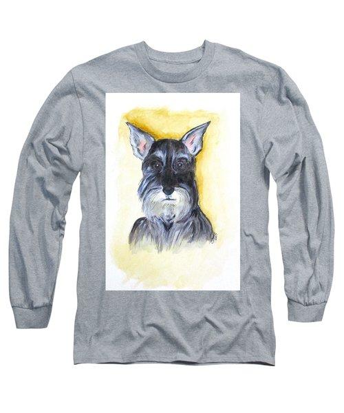 Batman Bouser Long Sleeve T-Shirt by Clyde J Kell