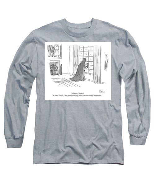 Batman Memoir Chapter 1 Long Sleeve T-Shirt