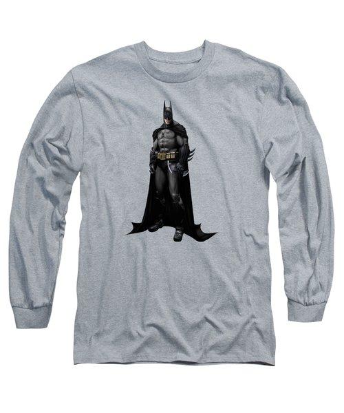 Batman Splash Super Hero Series Long Sleeve T-Shirt by Movie Poster Prints