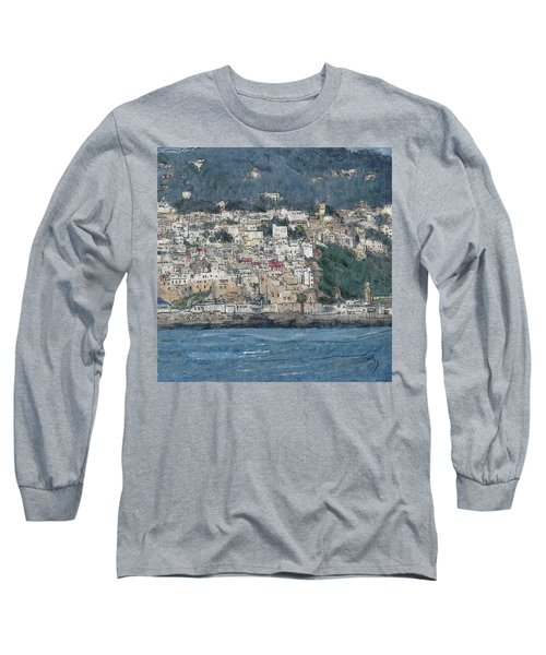 Bay Of Tangier Long Sleeve T-Shirt