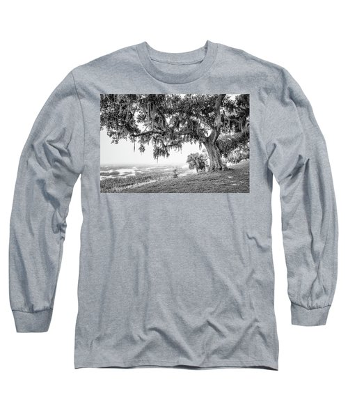 Bay Street Oak View Long Sleeve T-Shirt
