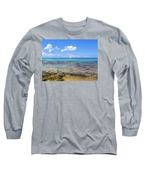 Bayahibe Coral Reef Long Sleeve T-Shirt