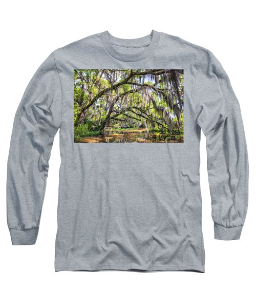Bayou Cathedral Long Sleeve T-Shirt