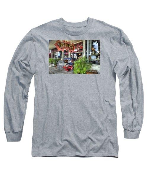 Baytown Treasures Long Sleeve T-Shirt