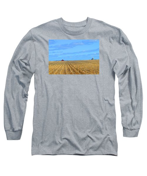 Be Still And ... Long Sleeve T-Shirt