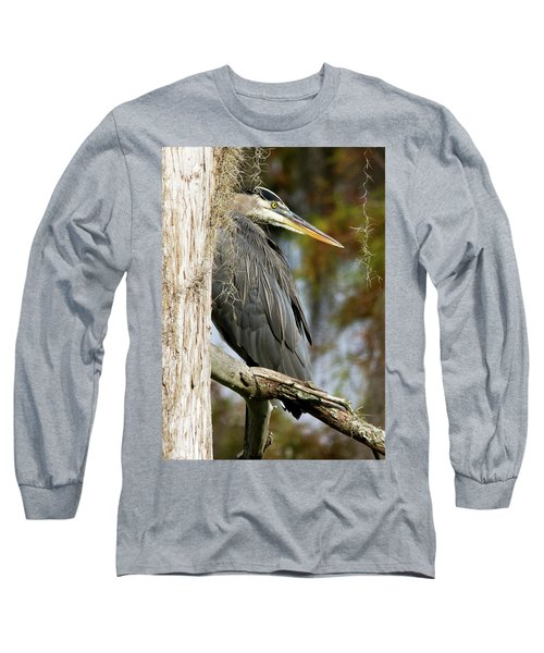 Be The Tree Long Sleeve T-Shirt by Lamarre Labadie