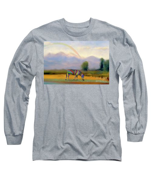 Be Transformed By The Renewal Of Your Mind Long Sleeve T-Shirt by Bonnie Barry
