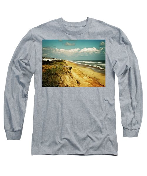 Beach At Corolla Long Sleeve T-Shirt