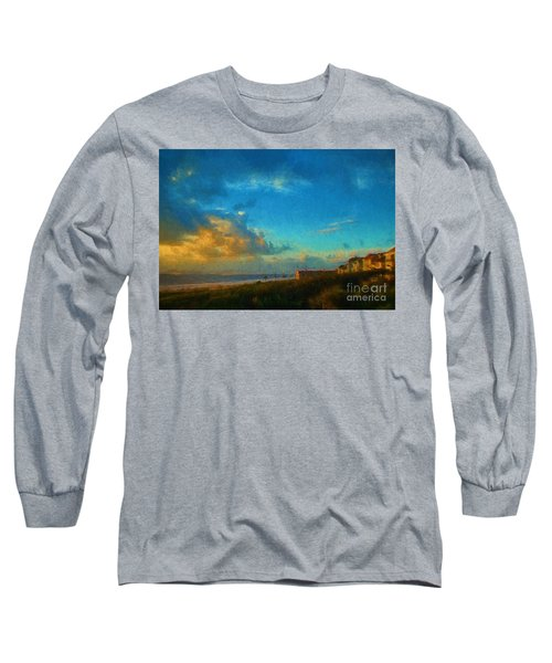 Beach Beauty  Long Sleeve T-Shirt
