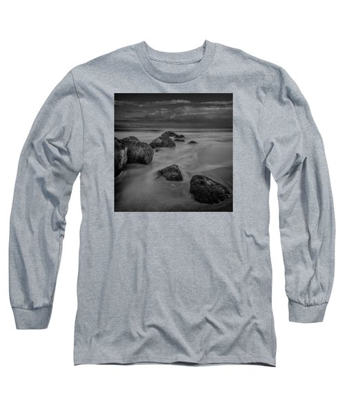 Beach Boulders Long Sleeve T-Shirt